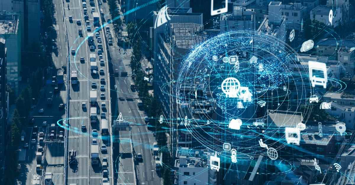 smart connected city
